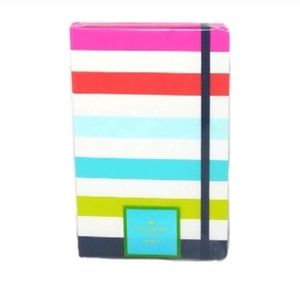 kate spade Office - Kate Spade Candy Stripe Take note NOTEBOOK NWT